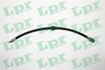 Przewód hamulcowy elastyczny LPR 6T48655