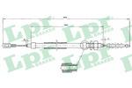 Linka hamulca postojowego LPR C0095B