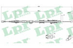 Linka hamulca postojowego LPR  C0920B