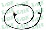 Czujnik zużycia klocków hamulcowych LPR  KS0058