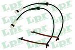 Czujnik zużycia klocków hamulcowych LPR KS0120 LPR KS0120