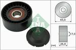 Rolka kierunkowa, prowadząca paska klinowego zębatego INA 532055710
