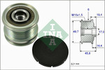 Sprzęgło jednokierunkowe alternatora INA 535 0168 10 INA 535016810