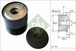 Sprzęgło jednokierunkowe alternatora INA 535021210