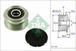 Sprzęgło jednokierunkowe alternatora INA  535 0240 10