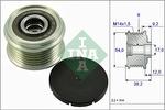 Sprzęgło jednokierunkowe alternatora INA 535 0263 10 INA 535026310