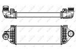 Chłodnica powietrza doładowującego - intercooler NRF 30321 NRF 30321