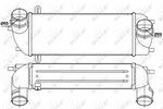 Chłodnica powietrza doładowującego - intercooler NRF 30338 NRF 30338