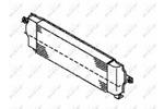 Chłodnica powietrza doładowującego - intercooler NRF 30363 NRF 30363