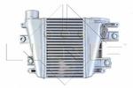 Chłodnica powietrza doładowującego - intercooler NRF  30384-Foto 2