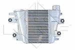 Chłodnica powietrza doładowującego - intercooler NRF  30384-Foto 3