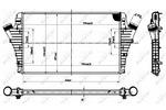 Chłodnica powietrza doładowującego - intercooler NRF  30475