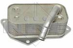 Chłodnica oleju silnikowego NRF  31277-Foto 2