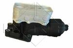 Chłodnica oleju silnikowego NRF  31355-Foto 2