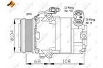 Kompresor klimatyzacji NRF 32080 NRF 32080