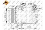 Kompresor klimatyzacji NRF 32080G NRF 32080G