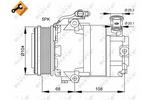 Kompresor klimatyzacji NRF 32082 NRF 32082