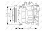 Kompresor klimatyzacji NRF  32105