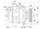 Kompresor klimatyzacji NRF  32106G-Foto 4