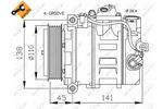 Kompresor klimatyzacji NRF 32214 NRF 32214
