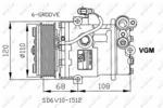 Kompresor klimatyzacji NRF  32230G