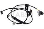Czujnik prędkości obrotowej koła (ABS lub ESP) A.B.S. 30864