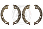 Szczęki hamulcowe hamulca postojowego - komplet A.B.S. 40812