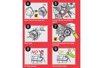 Zestaw paska rozrządu + pompa wody AIRTEX  WPK-177404-Foto 3