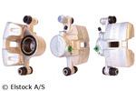 Zacisk hamulcowy ELSTOCK  83-0255 (Oś przednia, z prawej) (Za osią)