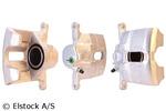 Zacisk hamulcowy ELSTOCK  83-0281 (Oś przednia, z prawej) (Przed osią)