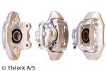 Zacisk hamulcowy ELSTOCK  83-0428-1 (Oś przednia, z prawej) (Przed osią)
