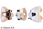 Zacisk hamulcowy ELSTOCK  83-0441 (Oś przednia, z prawej) (Przed osią)