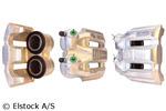 Zacisk hamulcowy ELSTOCK  83-0604 (Oś przednia, z prawej) (Za osią)