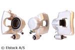 Zacisk hamulcowy ELSTOCK  83-0610 (Oś przednia, z prawej) (Przed osią)