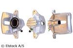 Zacisk hamulcowy ELSTOCK  83-0626 (Oś przednia, z prawej) (Przed osią)