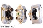 Zacisk hamulcowy ELSTOCK  83-0648-1 (Oś przednia, z prawej) (Przed osią)