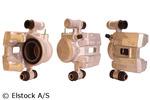 Zacisk hamulcowy ELSTOCK  83-0690 (Oś przednia, z prawej) (Za osią)