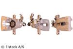 Zacisk hamulcowy ELSTOCK  87-2261 (Oś tylna strona prawa)