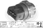 Przełącznik termiczny wentylatora chłodnicy ERA 330227