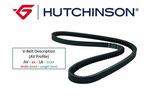 Pasek klinowy HUTCHINSON AV 13 La 900 HUTCHINSON AV13La900