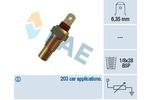 Czujnik temperatury płynu chłodzącego FAE 31570