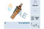 Czujnik temperatury płynu chłodzącego FAE 31690