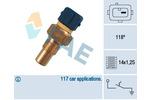 Włącznik temperaturowy, kontrolka płynu chłodzącego FAE 35290 FAE 35290