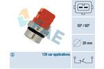 Włącznik temperaturowy, kontrolka płynu chłodzącego FAE 35320 FAE 35320
