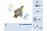Włącznik temperaturowy, kontrolka płynu chłodzącego FAE 35350 FAE 35350
