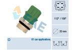 Włącznik temperaturowy, kontrolka płynu chłodzącego FAE 35590