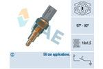 Przełącznik termiczny wentylatora chłodnicy FAE 36660 FAE 36660