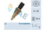 Przełącznik termiczny wentylatora chłodnicy FAE 36670 FAE 36670