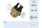 Przełącznik termiczny wentylatora chłodnicy FAE 37410