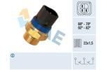 Przełącznik termiczny wentylatora chłodnicy FAE 38110